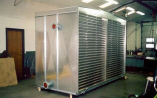 Calculation and Repair of Coolers
